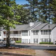 Rental info for 1207 Chase Village