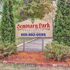 Rental info for Seminary Park Apartments