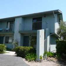 Rental info for 2 Bedroom 1.5 Bath Townhouse style apartment with patio