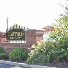 Rental info for Claysville Landing in the Elizabethtown area