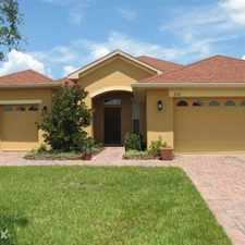 Rental info for Floridanewhomes