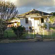 Rental info for 1702 Wailele Street