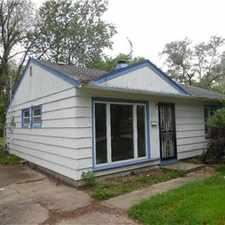 Rental info for Gary 4 bedroom
