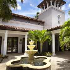 Rental info for Camden Doral Villas in the Doral area