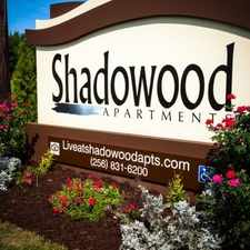 Rental info for Shadowood Apartments