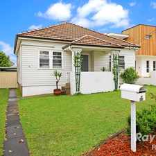 Rental info for CONVENIENTLY LOCATED NEAR TO EVERYTHING in the Narwee area