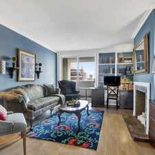 Rental info for 100 West 94th St - High Floor - Open Views - Doorman/Gym