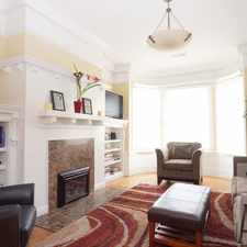Rental info for 738 Baker Street in the Western Addition area