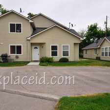 Rental info for 1904 E Maple St in the Caldwell area