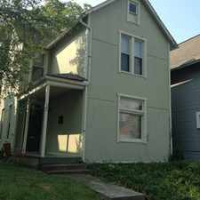 Rental info for 105 W Maynard Ave