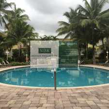 Rental info for PINECREST in the Fort Lauderdale area