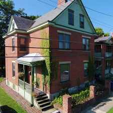 Rental info for 49 Price Ave in the Victorian Village area