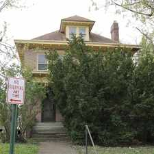Rental info for 33 W Patterson in the Old North Columbus area