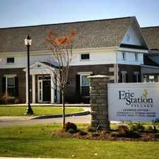 Rental info for 2BR 2BA ERIE STATION VILLAGE furnished luxury apt to share w/