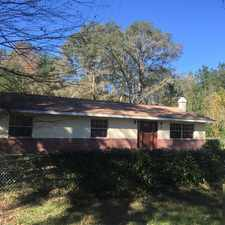 Rental info for 3 bedrooms House - Nice clean updated 3/2 bath home on almost an acre of land.