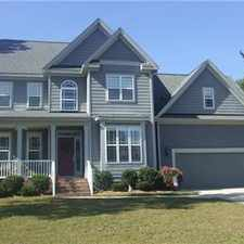 Rental info for 2 Story Custom Built Home!