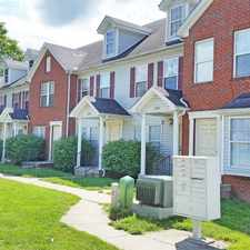 Rental info for 2 BEDROOM TOWN HOME! SECTION 8 ONLY! CALL 502-690-9503