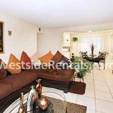 Rental info for 3 bedroom apartment in the Harbor City area