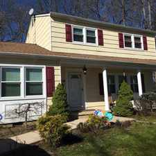 Rental info for 19 Tarrytown Road, Manalapan, NJ