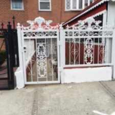 Rental info for NORTHEAST BRONX Brick semi-detached with 2 units, 1 BR walk-in & 3 BR duplex + small room for office, enclosed back porch. in the Williamsbridge area