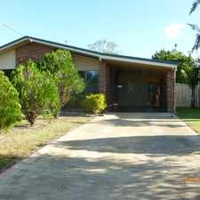 Rental info for NEAT & TIDY HOME IN CENTRAL LOCATION in the Urangan area