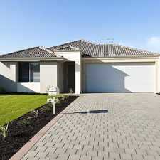 Rental info for NEAR NEW FOUR BEDROOM TWO BATHROOM HOME in the Perth area