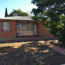 Rental info for Close to shopping in the Whyalla Stuart area