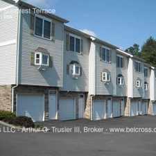 Rental info for 207 Suncrest Terrace