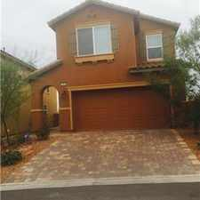 Rental info for Gorgeous Furnished Home in the Las Vegas area