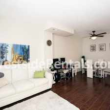 Rental info for 2 Bedroom 2 Bath Condo