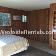 Rental info for 3BR 2BA Malibu House for Rent