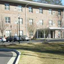 Rental info for Presbyterian Apartments I & II