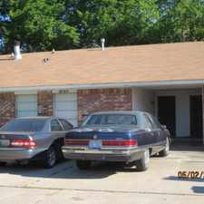 Rental info for Nice Midwest City Duplex for Rent