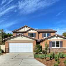 Rental info for Brand New Construction - No Mello Roos or HOA! in the Anaheim area