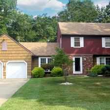 Rental info for 31 Arbach Lane, Manalapan, NJ
