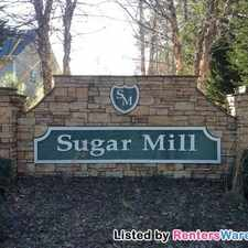 Rental info for 108 Sugar Mill Dr