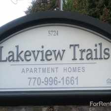 Rental info for Lakeview Trails