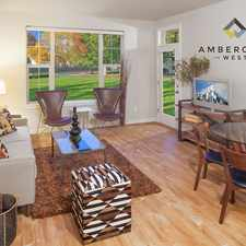 Rental info for Amberglen West