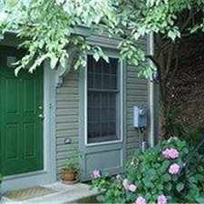 Rental info for Very Cute 3BR/3BA 3-level Townhouse in the Glencarlyn area