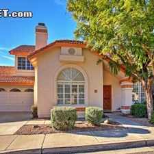 Rental info for Three Bedroom In Ahwatukee in the Phoenix area