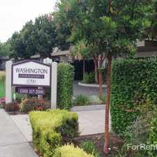 Rental info for Washington Townhomes