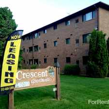 Rental info for Crescent Apartments