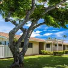 Rental info for Kapilina Beach Homes
