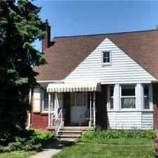Rental info for 3 Bedroom Home Availavle East Detroit in the Detroit area