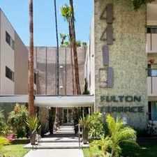 Rental info for Fulton Terrace in the Sherman Oaks area