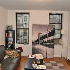 Rental info for 334 East 82nd Street #3rw