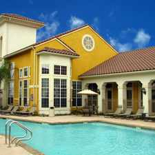Rental info for These fun and functional 1, 2, 3 and 4 bedroom apartment homes offer exceptional living at affordable rents. First rate design, abundant amenities and choice location within minutes of IH-37. in the San Antonio area