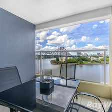 Rental info for MOST EXCLUSIVE & SOUGHT AFTER ADDRESS IN BRISBANE CBD!!! in the Brisbane City area
