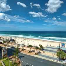 Rental info for Live By The Beach in this Classy 3 Bedroom Furnished Unit in the Surfers Paradise area