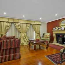 Rental info for Luxury Living-In Pestigious Huntington Heights in the Doonside area